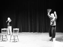 Actors' Ensemble - The Chairs